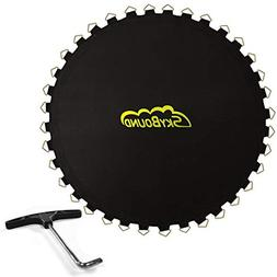 Skybound Replacement Trampoline Mat with Spring Tool, 72 Rin