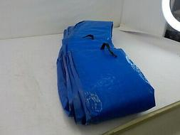 replacement trampoline pad spring cover blue 15ft