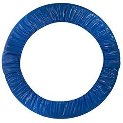 Upper Bounce Blue Round Foldable Trampoline Safety Pad -Spri