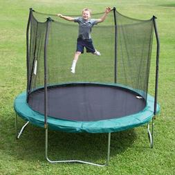 Skywalker Trampolines 10' Round Trampoline and Safety Enclos