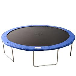 Exacme 16 Feet Round Trampoline Frame with Safety Pad, Jumpi