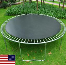 Round Trampoline Mat Spare Parts Replacement 12' 14' Frame w