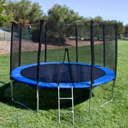 Round Trampoline Mat Spare Parts Replacement with Safety Enc