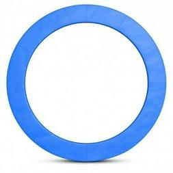 Safety Round Frame Blue Pad Spring Pad Replacement Cover for