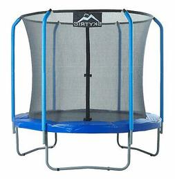 Upper Bounce Skytric 8'W Trampoline Top Ring Enclosure Syste
