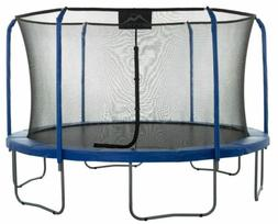 Upper Bounce Skytric 13 Ft. Trampoline With Top Ring Enclosu