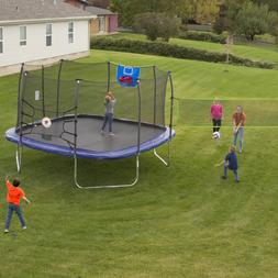 Skywalker Trampolines Square Sports Arena 13-Foot Trampoline