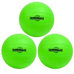 GoSports Slammo Competition Ball 3-Pack | Works for All Roun