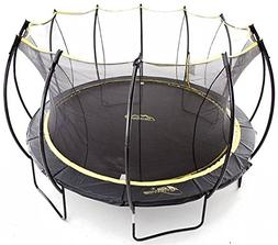 SkyBound Stratos 14 ft Trampoline with Full Enclosure