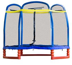 SkyBound Super 7 The Perfect Kid's Indoor/Outdoor Trampoline