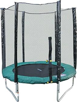 SuperJumper 6ft Trampoline Combo with Green Pad