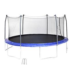Skywalker Trampolines 17' Oval Trampoline with Enclosure a