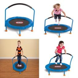 Toddler Trampoline Baby Fitness Equipment 3 Ft Kids Preschoo