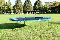 Trampoline 14 ft round Medalist High Quality! Heavy Duty! Gr