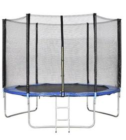 Giantex Trampoline 15ft Bounce Jump Safety Enclosure Net W/S