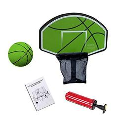 Exacme Trampoline Basketball Hoop Game Play Sport with U-Bol