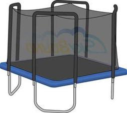 Trampoline Net for 13' x 13' Square Skywalker Trampoline Fit