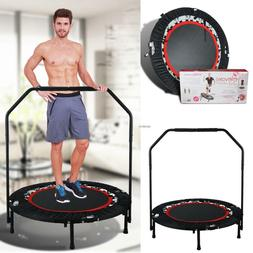 Trampoline Fitness Gym Folding Type Jumping Indoor Equipment