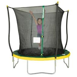 Trampoline For Kids Mini Toddler 8ft With Enclosure Net Boun