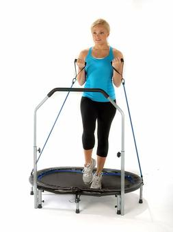 Trampoline Home Fitness Trainer Exercise Rebounder Equipment