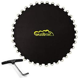 Skybound Replacement Trampoline Mat with Spring Tool, 96 Rin