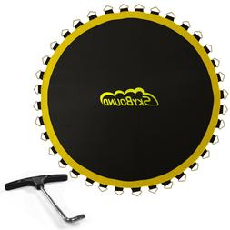 Premium Trampoline Mat FITS 12' Frames Has 72 V-Rings FITS 5