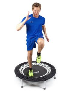Rebounder Trampoline Mini Workout Equipment For Home Workout