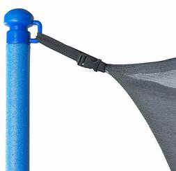 Trampoline Replacement Enclosure Net, Fits For 12 FT. Round