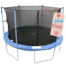 12'  Trampoline Enclosure Safety Net Fits For 12 Ft. Round F
