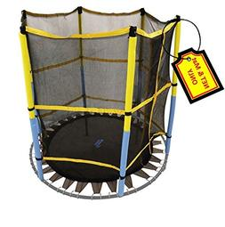 Trampoline Replacement Jumping Band Mat With Attached Safety