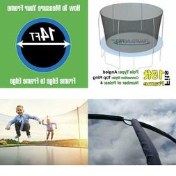 Trampoline Replacement Nets For Top Ring Models | Sizes 12 F