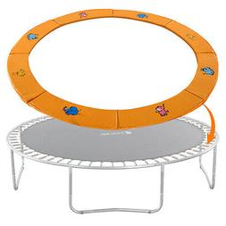 trampoline replacement safety pad round frame spring