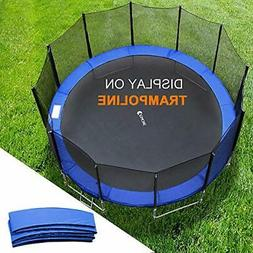 Exacme Trampoline Replacement Safety Pad Round Spring Cover