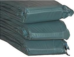 12' NEW DELUXE HUNTER GREEN VINYL TRAMPOLINE PAD - $89 VALUE