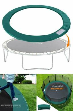 Trampoline  Replacemnt Safety Pad Spring Cover No Slot 10 12