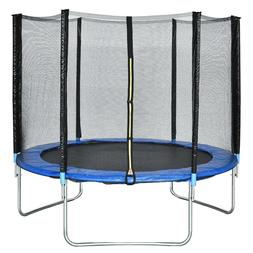 trampoline round jumping table