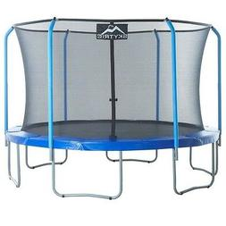 SKYTRIC UBSF02-11 Trampoline with Top Ring Enclosure System