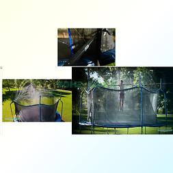Trampoline Waterpark - Fun Summer Outdoor Water Game Toys Ac