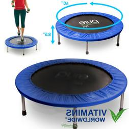 Pure Fun Trampolines - Mini Trampoline 9003MT - 40 in.