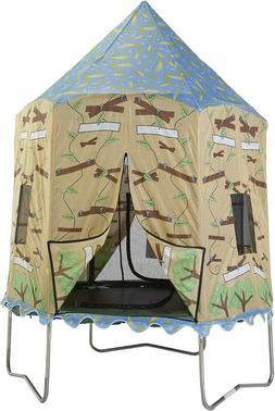 Tree House Trampoline Tent for 7.5 feet trampoline