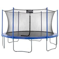 Upper Bounce 8 Pole Trampoline Enclosure Set to fit 14 FT. T