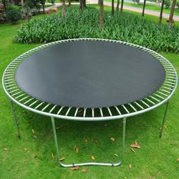Waterproof Trampoline Cover Mat Replacement 88 Rings Fit 14F